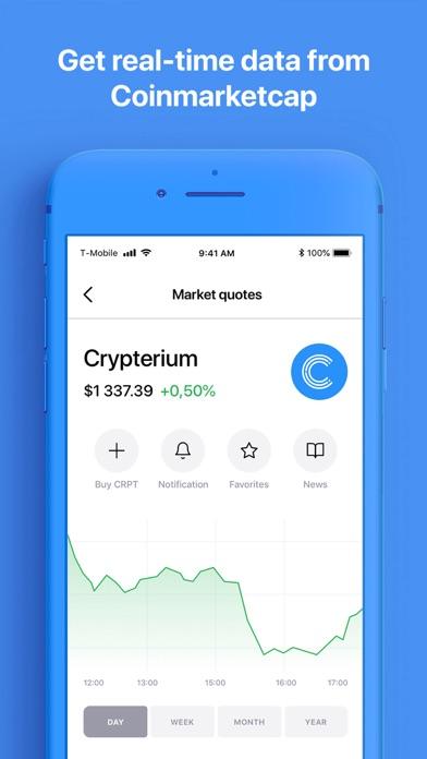 Crypterium | Bitcoin Wallet-5