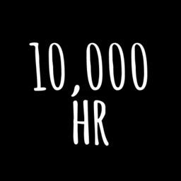 10,000 hr