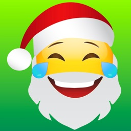 Santa Says eMoji Stickers