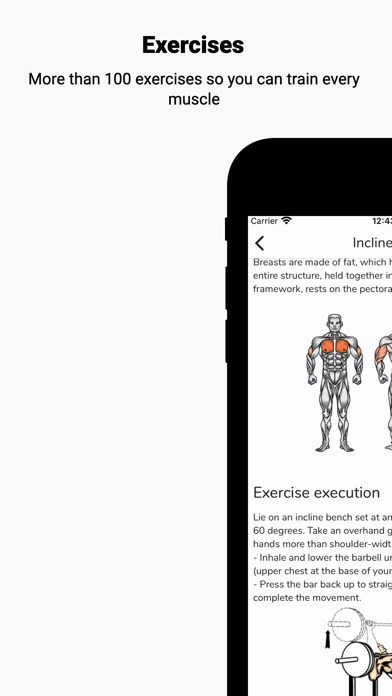 Total Fitness - Home & Gymのおすすめ画像3