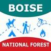 Boise National Forest – GPS