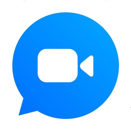 Glide - Live Video Messenger icon