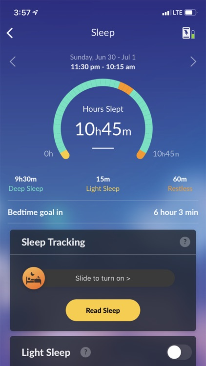 Pavlok Shock Clock screenshot-3