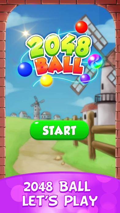 2048 Balls: Merge Magic Bubble screenshot #5