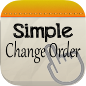Simple Change Order app review