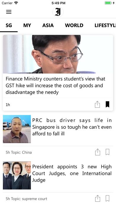 点击获取The Independent SG