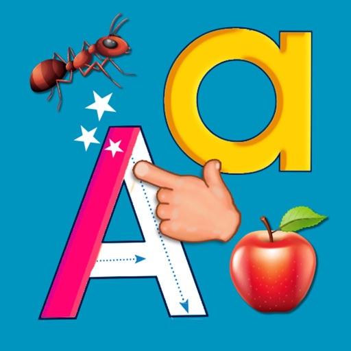 ABC Writing & Phonics Learning