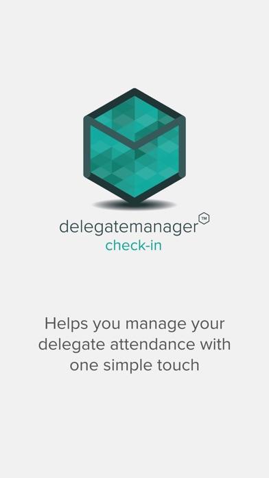 DelegateManager Check-In