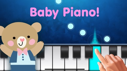 Baby Games: Piano screenshot one