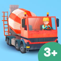 Ícone do app Pequenos Construtores