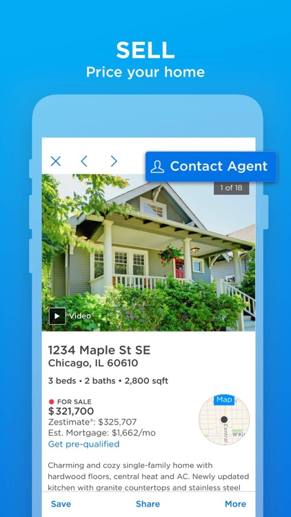 Zillow Real Estate & Rentals screenshot-2
