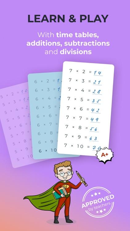 Math Brain Booster Games screenshot-4