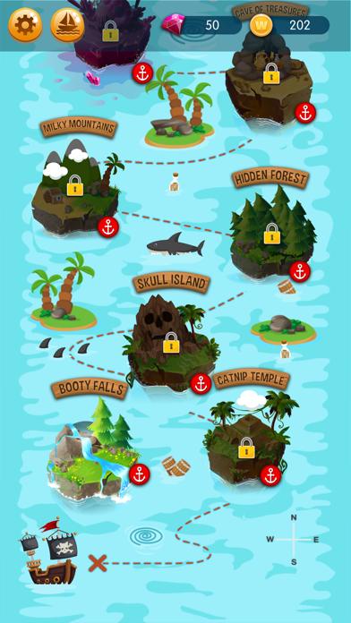 Word Pirates: Word Search Game screenshot 5
