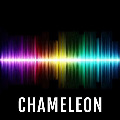 Chameleon AUv3 Sampler Plugin icon
