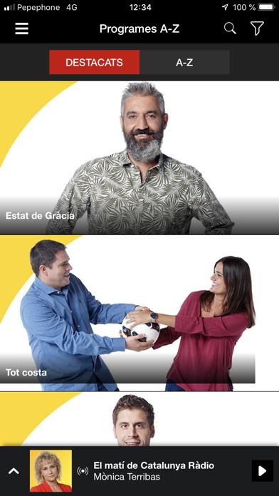 Screenshot #3 pour Catalunya Ràdio