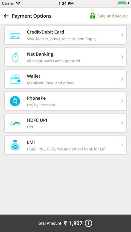 EaseMyTrip- Flight Booking App screenshot-7
