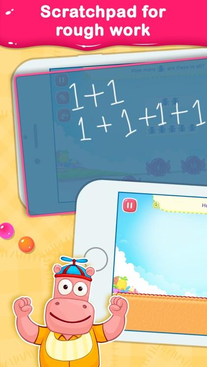 1st Grade Math Learning Games screenshot-5
