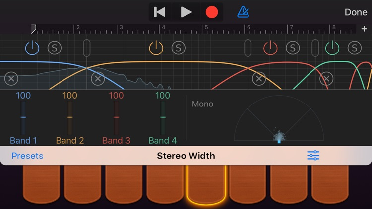 Stereo Width Control