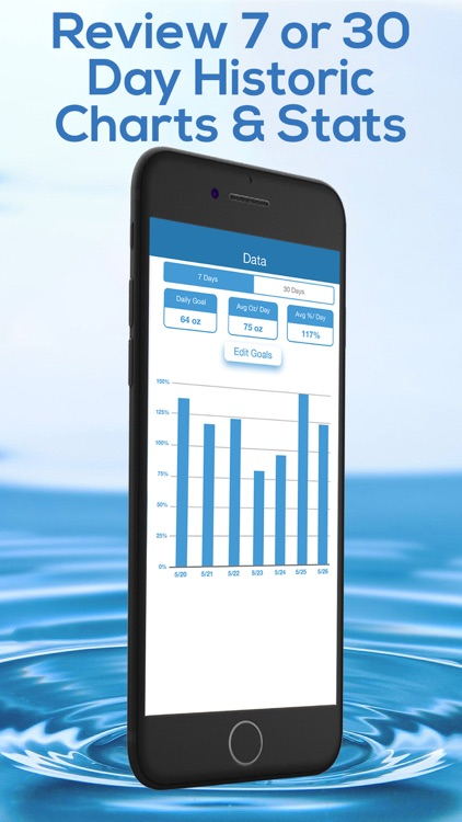 Daily Water Tracker Reminder screenshot-3