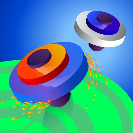 Spinner.io free software for iPhone and iPad
