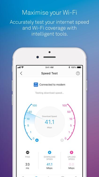 Telstra Home Dashboard™ screenshot-3