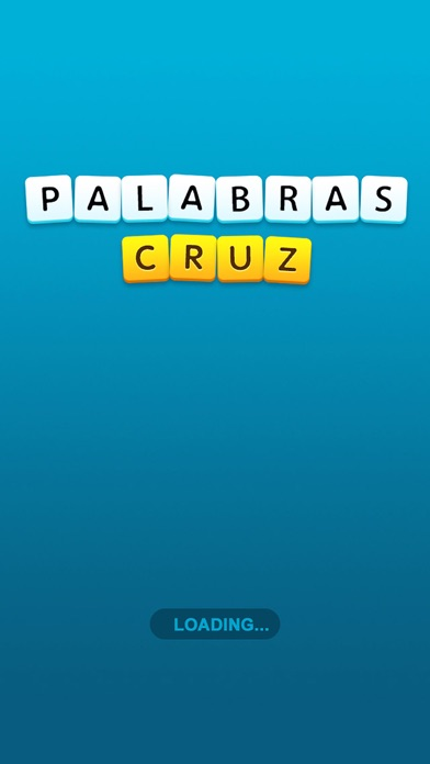 Screenshot for Palabras Cruz in Spain App Store