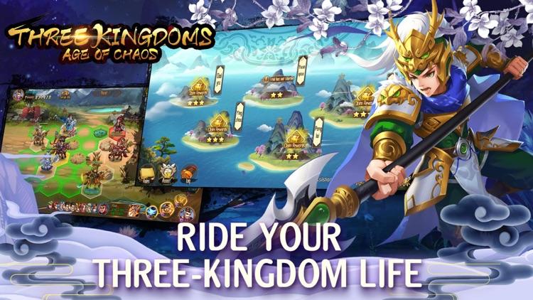 Three Kingdoms: Age of Chaos