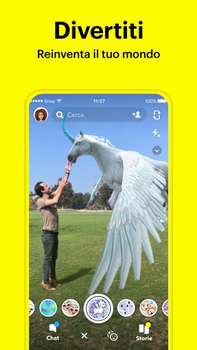 Scarica Snapchat per PC