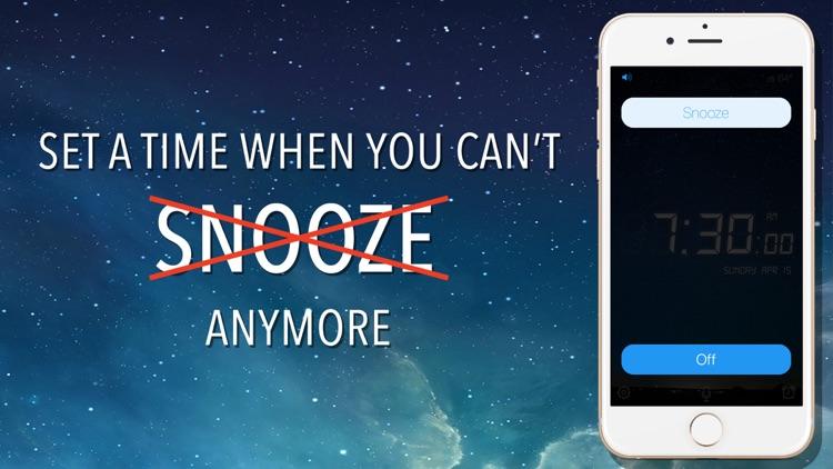 Math Alarm Clock - Wake up! screenshot-4