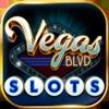 维加斯大道老虎机和赌场游戏