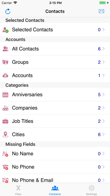 SA Group Mail screenshot-3