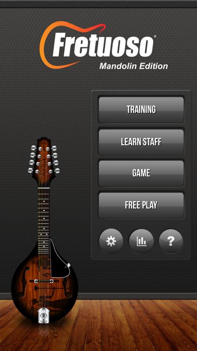 Fretuoso - Mandolin Edition screenshot one