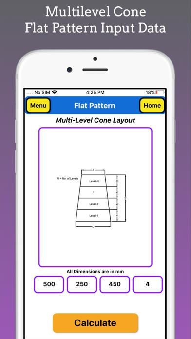 Flat Pattern Pro screenshot 6