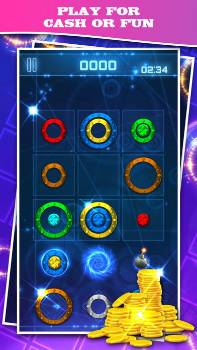 Color Ring - Cash Tournament screenshot 1