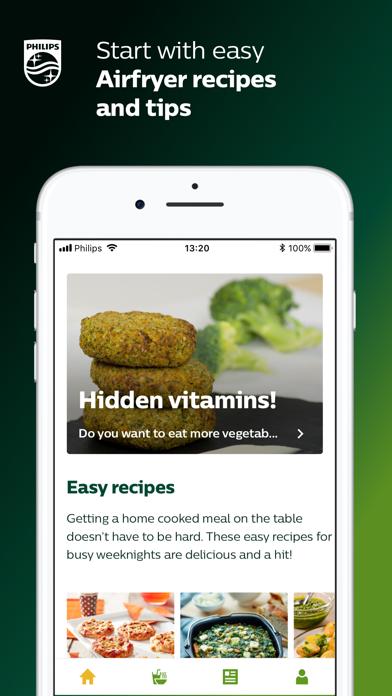 Screenshot for NutriU in United Arab Emirates App Store