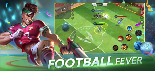 arena of valor apk ios