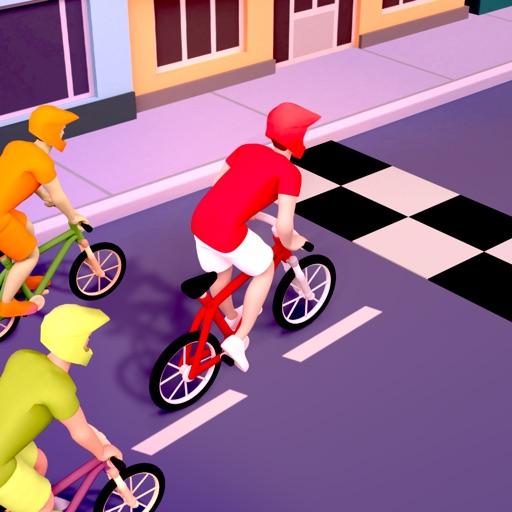 Bike Rush app for iphone