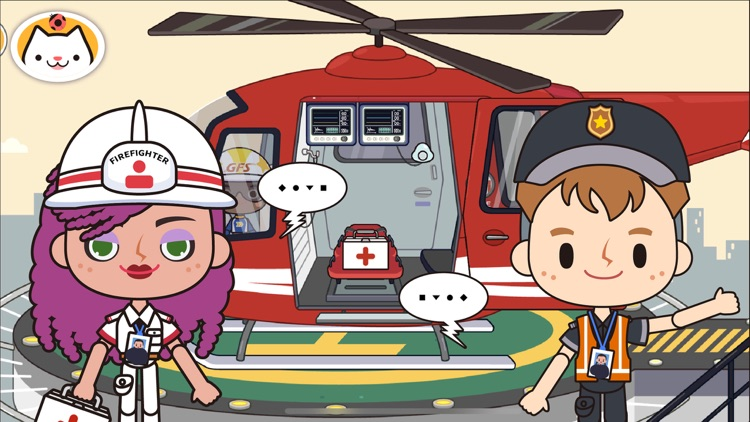 Miga Town: My Fire Station