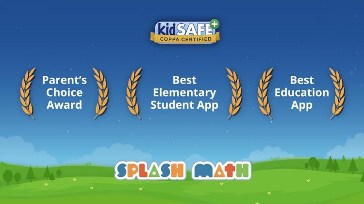 K-5 Splash Math Games for Kids screenshot-7