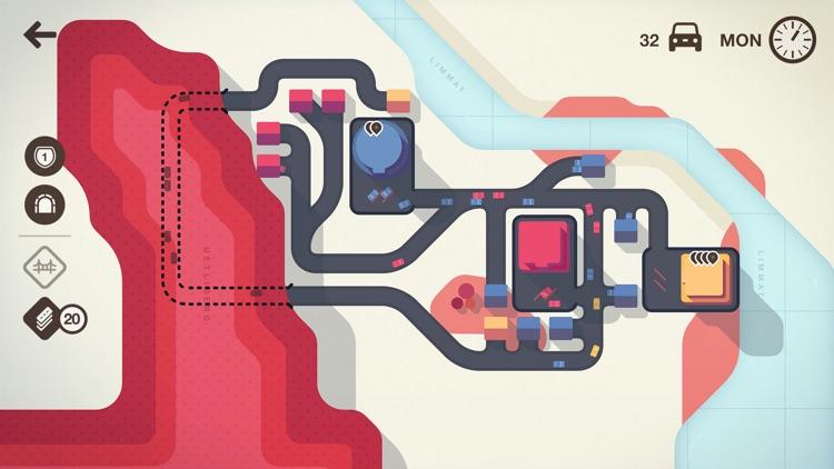 Mini Motorways screenshot-5