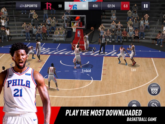 nba live mobile download iphone
