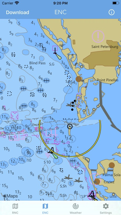 Nautical Charts & Maps screenshot-5