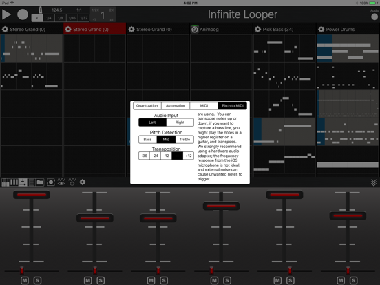 Infinite Looper Screenshots