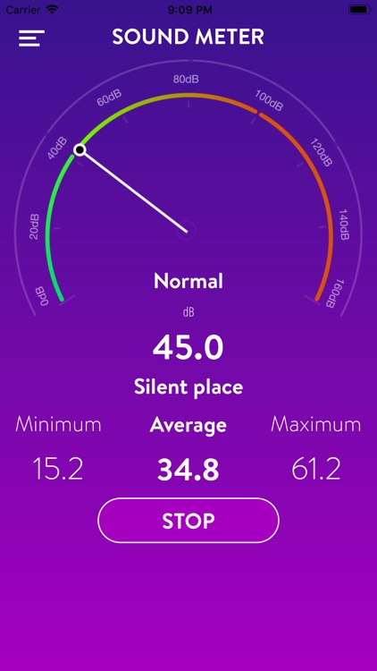 Sound Meter (Noise Detector)