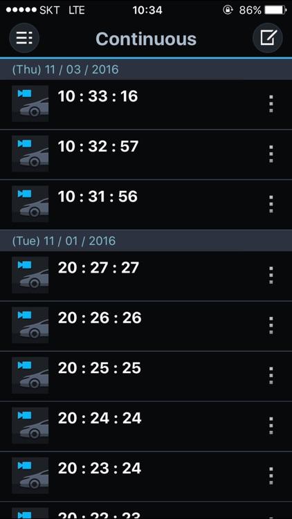 Dashcam Viewer screenshot-4