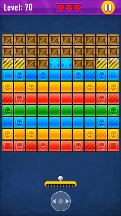 Brick Breaker 2018 screenshot-3