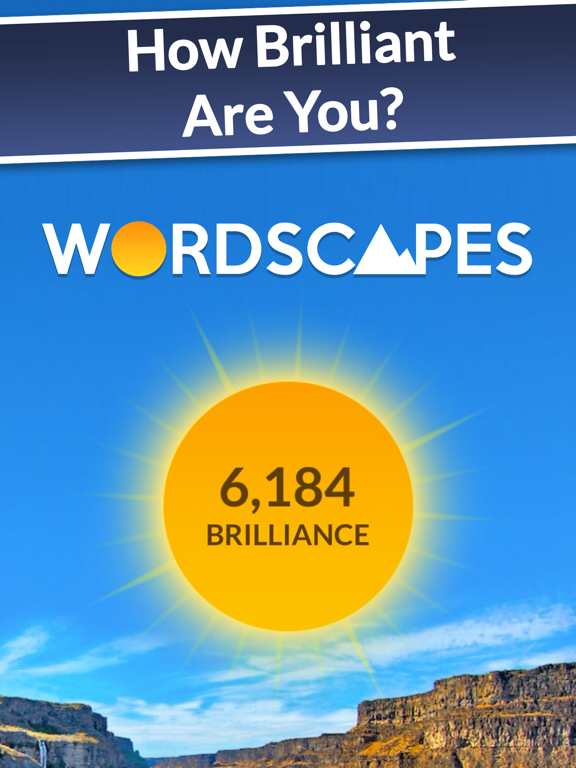 Игра Wordscapes