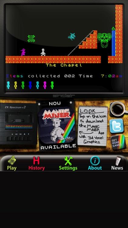 Jet Set Willy: ZX Spectrum HD screenshot-3