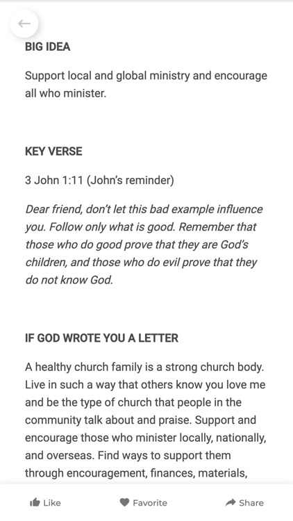 Bottom Line Bible screenshot-3