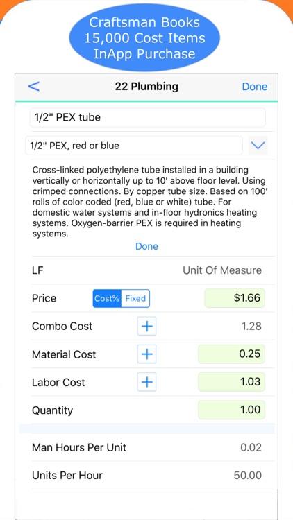 Plumbing Invoices & Estimates screenshot-4